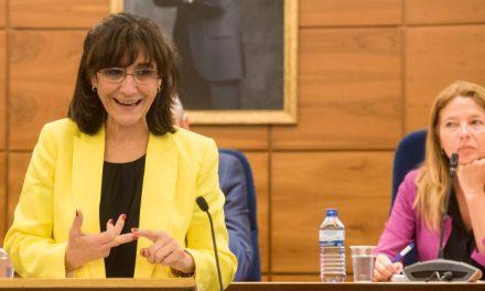 Pérez Quislant anuncia el soterramiento de la glorieta de la M-503 en el último debate anual de la Legislatura en Pozuelo