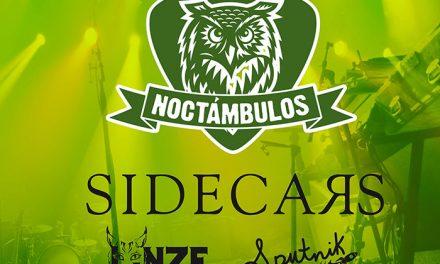 Sidecars actuarán el próximo día 16 en el Festival de Música Joven de Boadilla del Monte