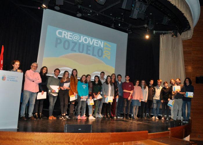 El Ayuntamiento convoca una nueva edición del certamen Cre@ Pozuelo para impulsar el talento de los jóvenes de la ciudad