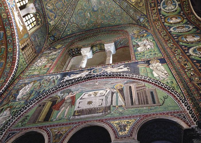 Rávena, la ciudad de los mosaicos