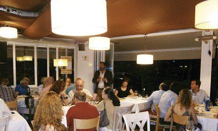 Cena maridaje en La Txitxarrería con una cuidada selección de champanes
