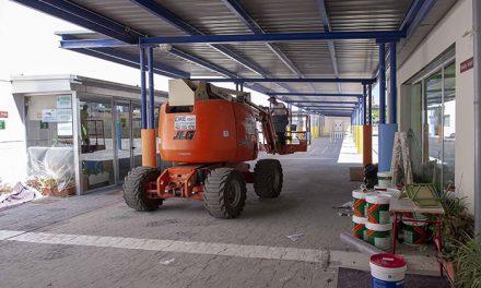 Obras de remodelación y mejora en el CEIP Teresa Berganza