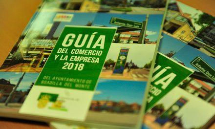Boadilla presenta una guía actualizada con la oferta comercial y de servicios del municipio