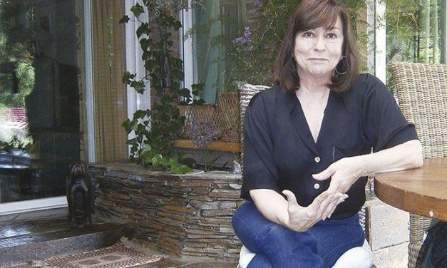 Carmen García Vela, periodista y presentadora de Informe Semanal de TVE