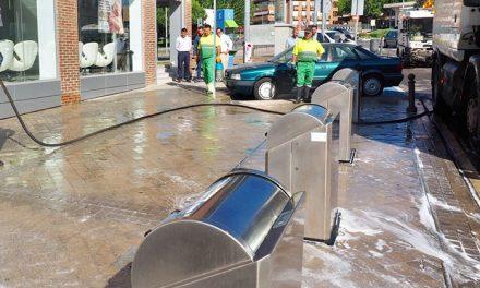 Comienzan las limpiezas especiales de verano en distintas zonas del municipio