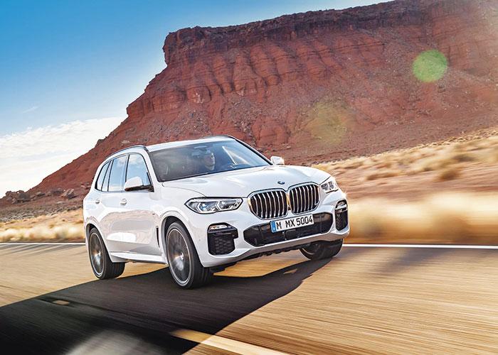El nuevo BMW X5 es la cuarta generación con la tecnología y el diseño más innovadores