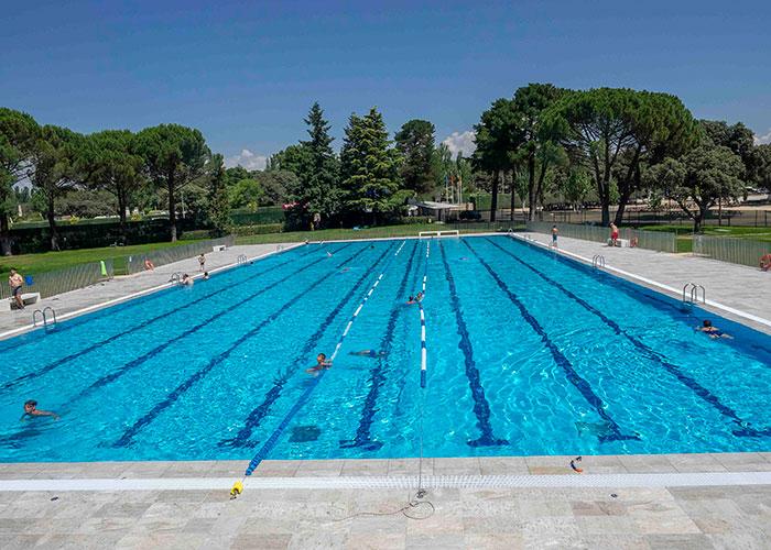 Abiertas al público las piscinas del Complejo Deportivo Municipal tras la finalización de las obras