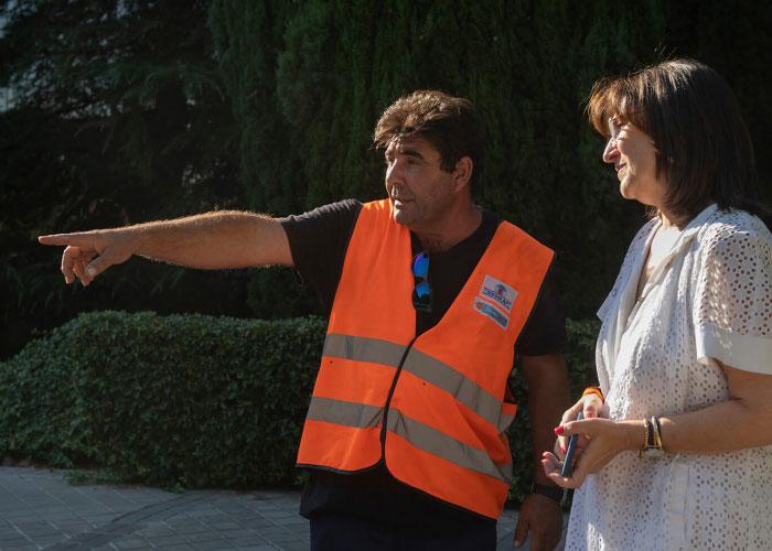 El Ayuntamiento invierte 2,6 millones de euros en la Operación Asfalto que mejorará el pavimento de más de medio centenar de calles este verano