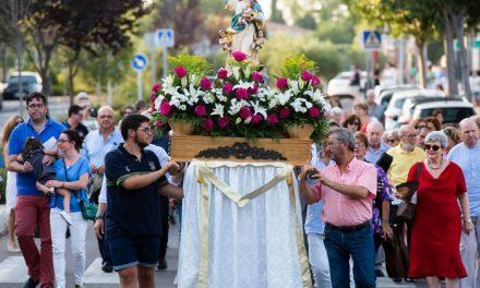 La Colonia de Los Ángeles de Pozuelo de Alarcón celebra sus fiestas en honor a su patrona