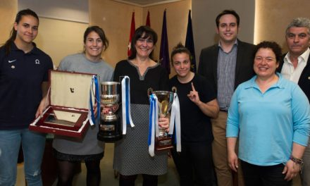 Las fiestas patronales arrancarán con el pregón de las jugadoras del Club de Rugby Olímpico de Pozuelo