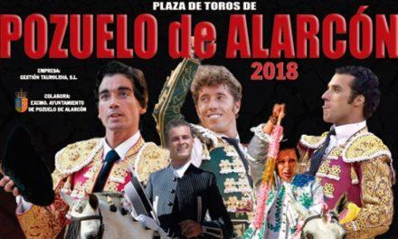 Curro Díaz, Manuel Escribano y Morenito de Aranda componen el cartel taurino de las fiestas de septiembre