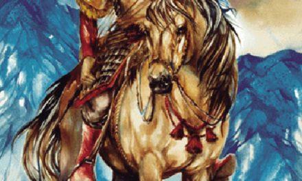La muerte de Atila, rey de los Hunos