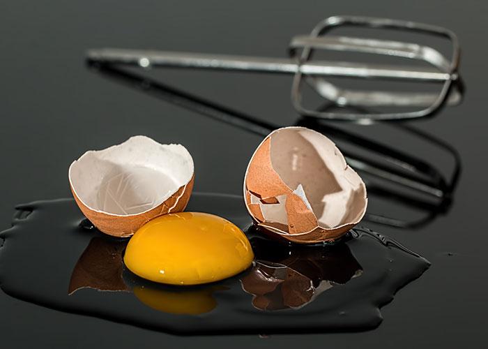 La Comunidad recomienda extremar la precaución con alimentos preparados con huevo para evitar salmonelosis