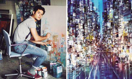 Carlos Azañedo: Joven talento con un prometedor futuro en el mundo del arte