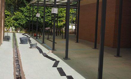 Obras de renovación y mejora en el colegio público Federico García Lorca