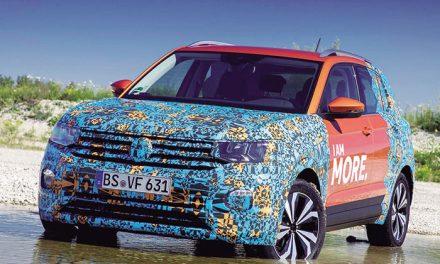 T-Cross, nuevo SUV de Volkswagen convence por su diseño inteligente y seguridad