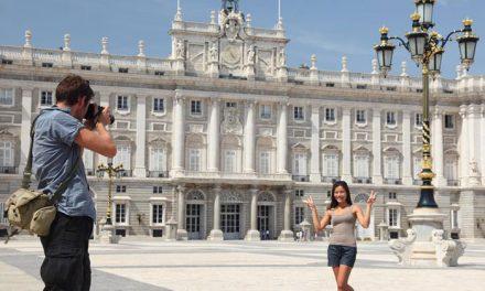 La Comunidad aumentó casi un 4,7 % en la llegada de turistas extranjeros