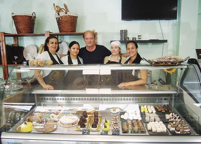 Choc, pastelería-cafetería especializada en celíacos