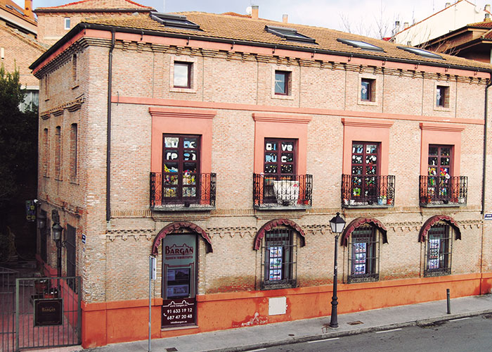 Inmobiliaria Bargán, Boadilla del Monte