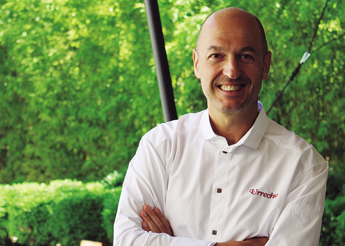Iñigo Pérez Urrechu, chef de cocina