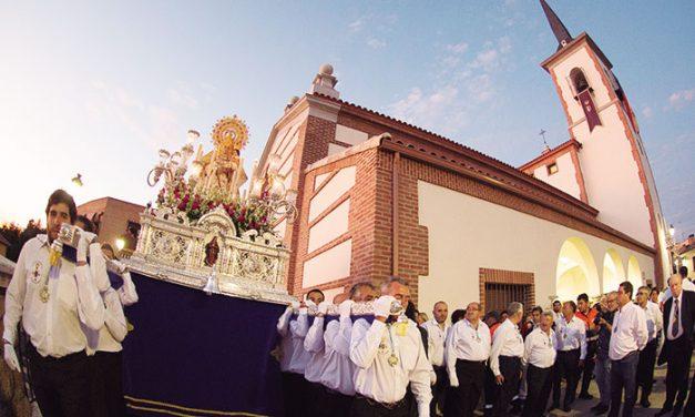Iglesia de la Asunción de Nuestra Señora, Pozuelo de Alarcón