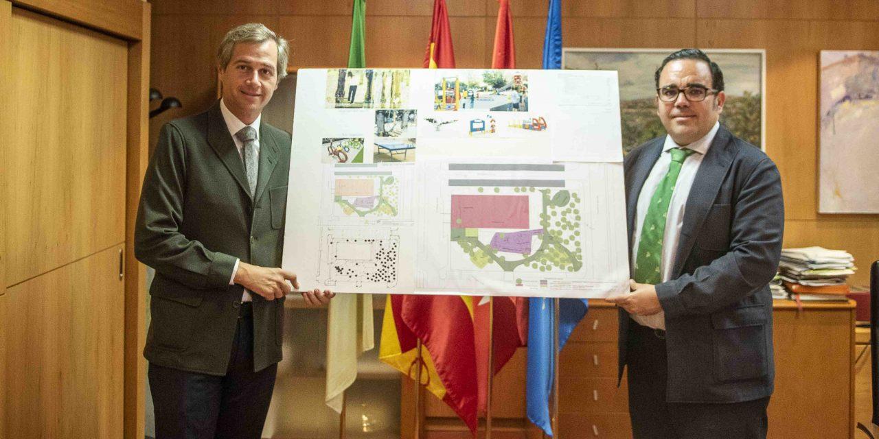 Aprobado el proyecto de remodelación integral del parque de la Carretera de Villaviciosa