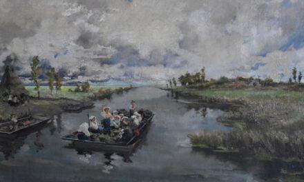 Pozuelo de Alarcón une por primera vez las pinturas del gran Francisco Pradilla y su hijo Miguel