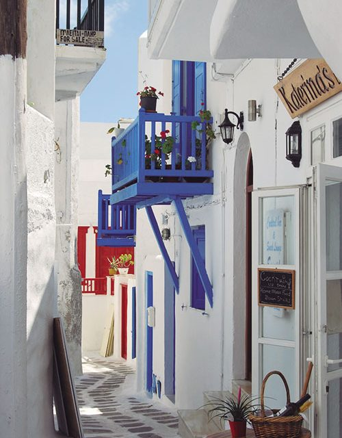 Mykonos, la luz de Grecia