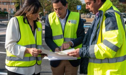 Las obras del nuevo aparcamiento de la calle Diamante permitirán el estacionamiento de 130 vehículos