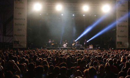 Las entradas para los conciertos de las fiestas se repartirán a los empadronados este miércoles y el jueves