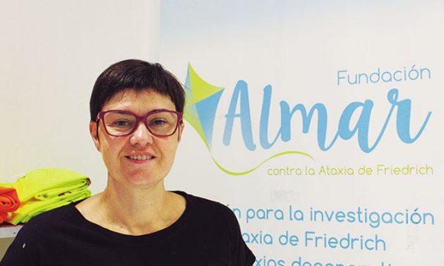 Pilar Mejías, presidenta de la Fundación Almar de Boadilla del Monte