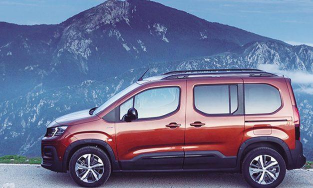 Nuevo Peugeot Rifter, fiabilidad y elegancia para todos los usos