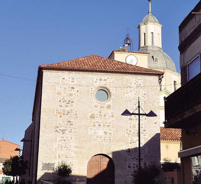Iglesia de la Natividad y capilla de San Fausto, Mejorada del Campo