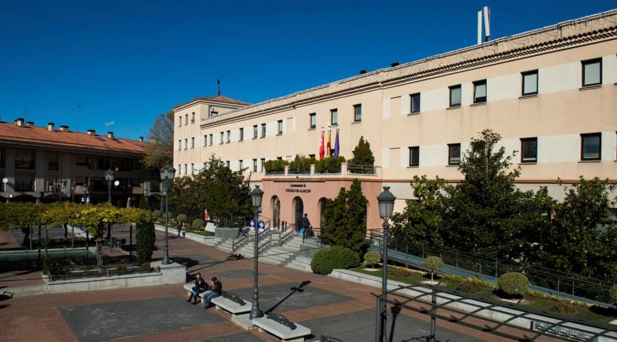 Más de medio centenar de obras de Benjamín Palencia se exponen en el Centro Cultural Padre Vallet de Pozuelo