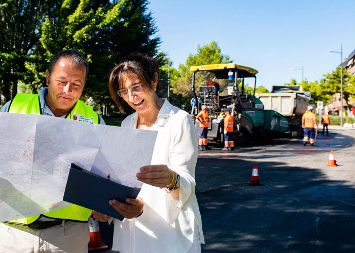 En marcha una nueva fase de la Operación Asfalto que mejorará cerca de 80 calles de la ciudad