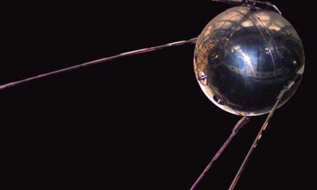 Sputnik I, el primer satélite artificial