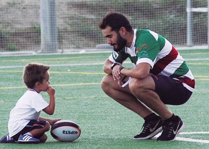 La cantera, la esencia misma del rugby