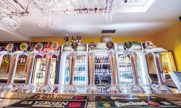 Morgano Crafted Beers: Gran calidad y variedad de cervezas artesanas