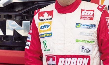 Antonio Albacete, piloto de carreras