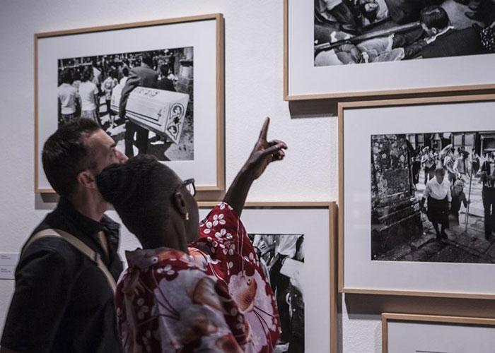 Las grandes exposiciones protagonizan la agenda cultural de la Comunidad de Madrid del fin de semana