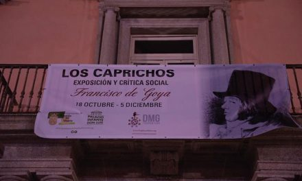 """""""Los caprichos de Goya"""" seguirán en el Palacio del Infante D. Luis hasta el 5 de diciembre"""