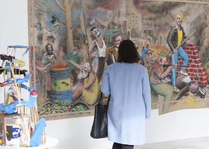 La vanguardia artística nacional e internacional llena los escenarios de la Comunidad de Madrid