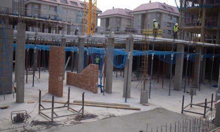 En marcha el plazo para la solicitud de las 95 viviendas de protección pública en construcción en Valenoso