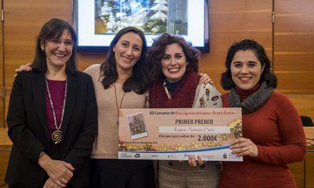 El Ayuntamiento reconoce la creatividad y esfuerzo de los comerciantes en los Premios de Escaparatismo Navideño