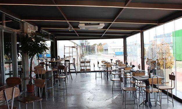 Plaza de Calvin´s, una micro fábrica de cerveza acaba de abrir sus puertas en Pozuelo
