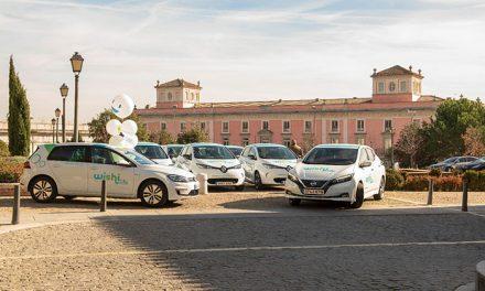 Los vecinos de Boadilla ya pueden ir a Madrid alquilando un coche eléctrico en el municipio