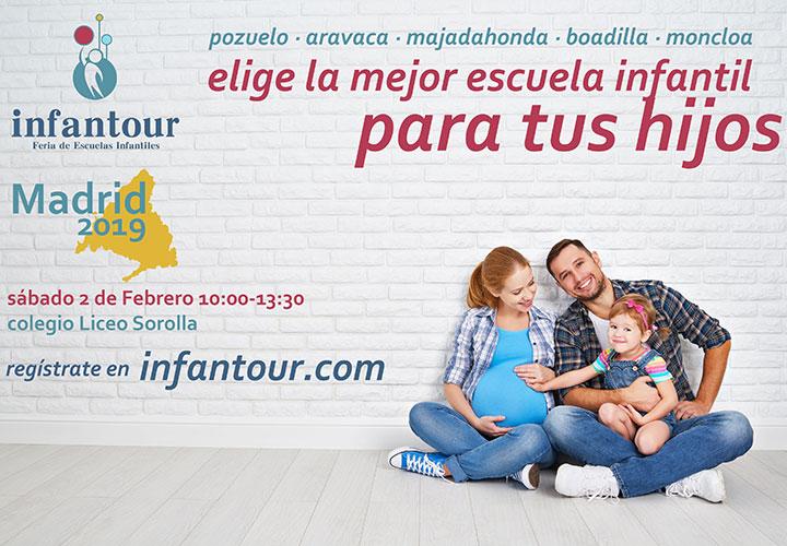 Infantour, Feria de Escuelas Infantiles