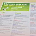 El Aula Medioambiental propone actividades sobre reciclaje, salud, astronomía y conocimiento del entorno