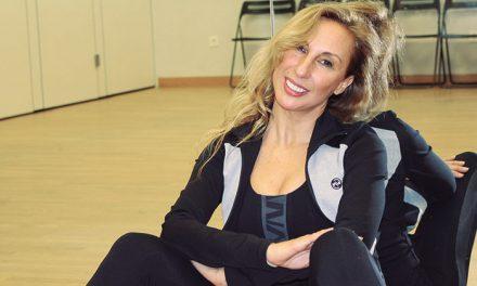Miryam Benedited, coreógrafa y bailarina