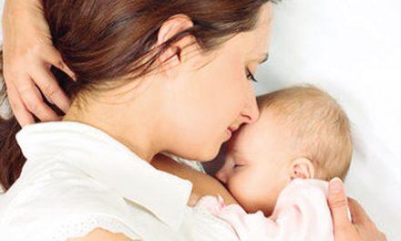 La lactancia materna, el oro blanco para tu bebé
